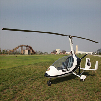 "Ploice ""Hunting Eagle""Gyroplane"