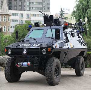 """Wild Wolf"" APC for Police"