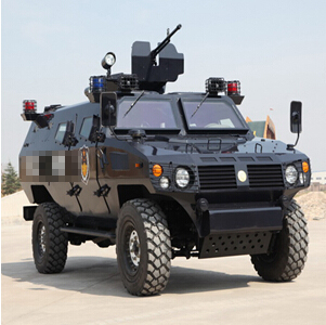"(for police use)""虎士""(armored vehicle)"